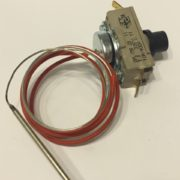 Термостат защитный KTR1134A (TR254) для печей UNOX XVC — 054, 104, XF — 011, 023, 030, 035, 065, 043, 085, 090, 130, 133, 135, 185