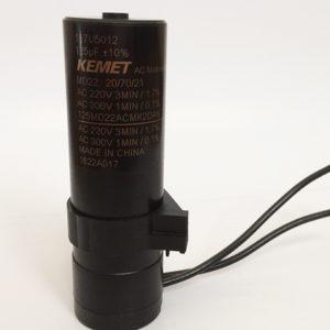 конденсатор KEMET 125mf