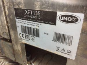 Печь UNOX XFT 135