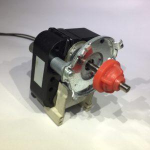 Двигатель к тангенциальному вентилятору (беличье колесо)
