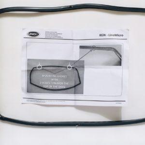 Уплотнительная резина на крючках для UNOX