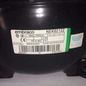 Компрессор Embraco Aspera NEK6212Z
