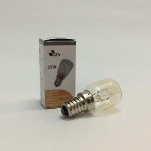 Лампа термостойкая E14/25W/500°