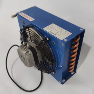 Конденсатор ROKARYS FN-2.0 с вентилятором